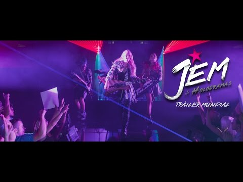 Jem y los Hologramas: Trailer 1 (Universal Pictures) [HD]