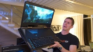 The BIGGEST, HEAVIEST, Laptop EVER - $9,000 Acer Predator 21X full download video download mp3 download music download