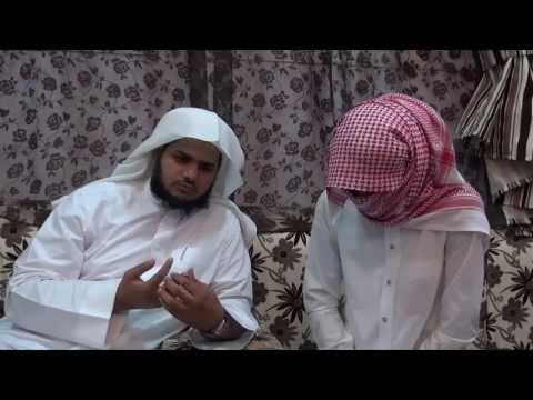 لقاء تائب في مخيمي فله 3 بتبوك مع الداعية ابو ثامر المطيري 