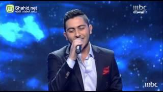 Arab Idol -النتائج - وائل سعيد - حلوين من يومنا
