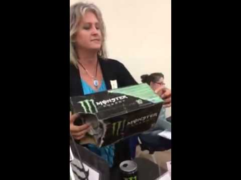 MONSTER Energy Drinks Are The Work Of SATAN!!!