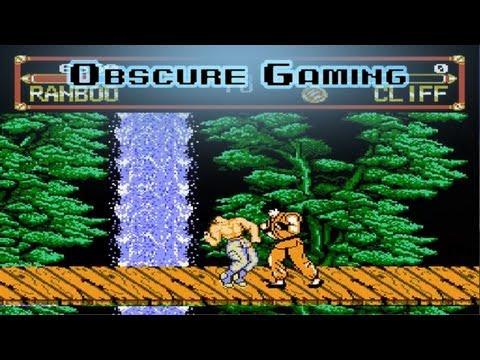 preview-Street Fighter 4 (NES) (Yuriofwind)