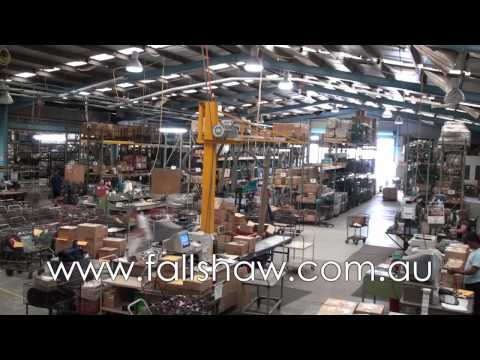 Fallshaw Wheels & Castors Video Image