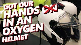 6. BRP Ski-Doo Oxygen Helmet | First Look Review | 2019 Launch