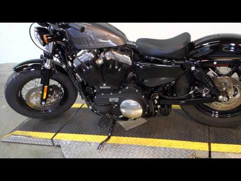2015 Harley-Davidson Forty-Eight