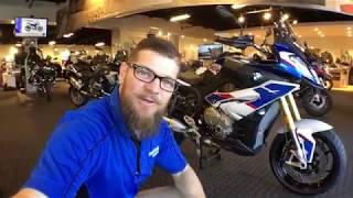 6. 2018 BMW S1000XR Prem. Pkg. Motorrad Walk Around @ Frontline Eurosports