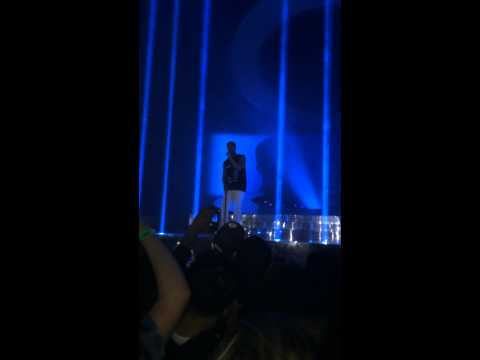 Drake Too Much Live Liverpool Echo Arena