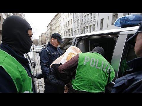 Γερμανία: Έφοδοι και συλλήψεις ύποπτων τζιχαντιστών