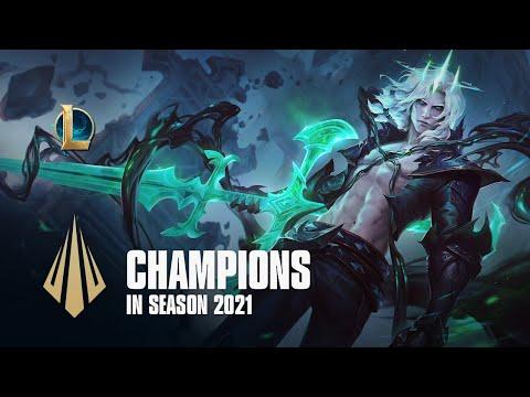 Champions in Season 2021| Dev Video - League of Legends