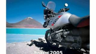 2. BMW R1150GS Adventure Special Specification and Features