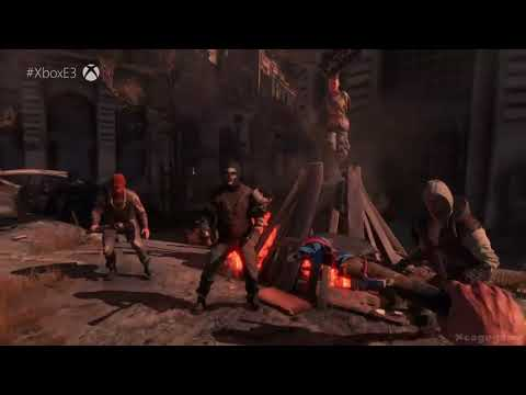Trailer de Dying Light  2