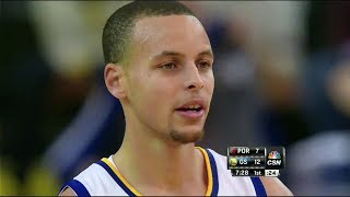 2014.01.26 - Stephen Curry Full Highlights vs Trail Blazers - 38 Pts, 8 Assists, 7 Reb