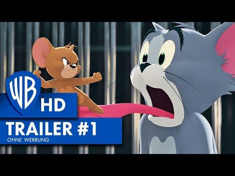 TOM & JERRY - Offizieller Trailer #1 Deutsch HD German (2020)