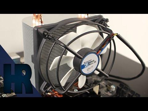 Arctic Cooling Freezer 7 Pro Rev. 2 Review | Unboxing Test CPU Kühler Deutsch