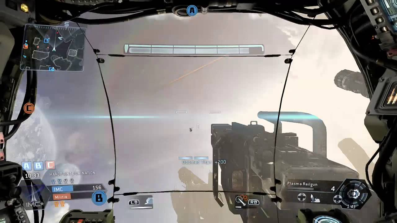 "[Titanfall] ""Pull Harder"" Achievement Unlocked"