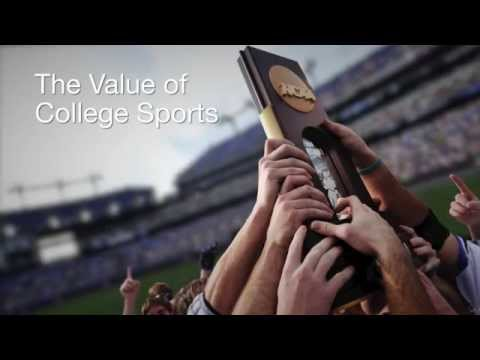 The Value of College Sports