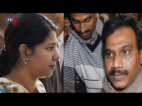 2G Scam | Court frames charges against A Raja, Kanimozhi and others : TV5 News