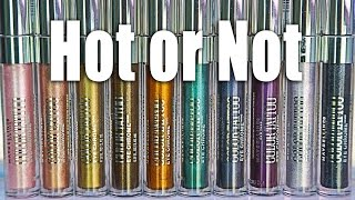 MAYBELLINE Color Tattoo EYE CHROMES | Hot or Not by Glam Life Guru
