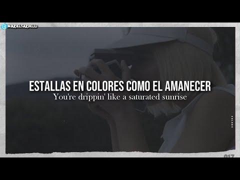 • Colors - Halsey (Official Music Video) || Letra en Español & Inglés
