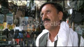 CNN's Saima Mohsin reports on a Pakistani market where you can buy stolen NATO supplies. To License This Clip, Click Here: http://collection.cnn.com/content/...