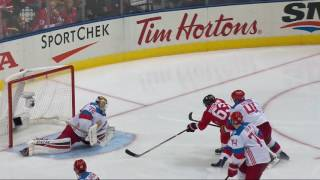 Gotta See It: Bobrovski momentarily gets best of Marchand by Sportsnet Canada