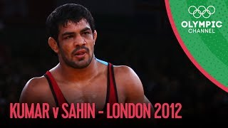 Video Sushil Kumar vs Ramazan Sahin - Freestyle Wrestling 66kg - London 2012 Olympics MP3, 3GP, MP4, WEBM, AVI, FLV Desember 2018