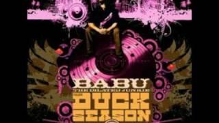 DJ BABU-ahead of my time-(feat niko)