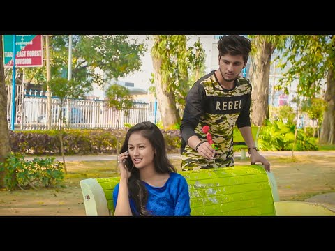 Tu Pyar Hai Kisi Aur Ka Latest Version | Very Heart Touching Love Story Ever | Sampreet Dutta Cover