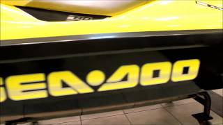3. 2010 Sea-Doo RXT 215