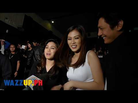 Part 3 -  My Rebound Girl Red Carpet Premiere with Alex Gonzaga and Joseph Marco -  After screening