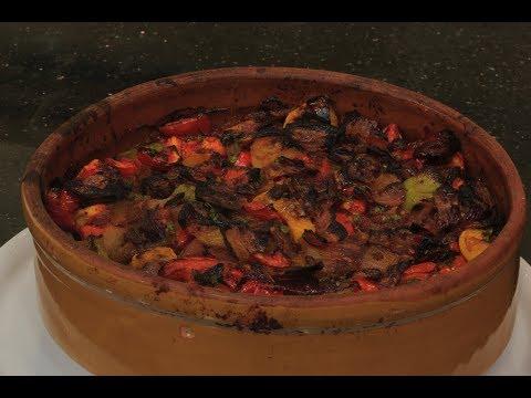العرب اليوم - شاهد: طريقة إعداد وطهي طاجن السمك البياض