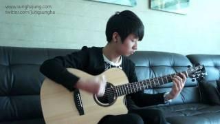 Download Lagu (Adele) Set Fire To The Rain - Sungha Jung Mp3