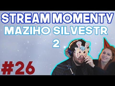 Stream Momenty short #26 - Maziho Silvestr 2