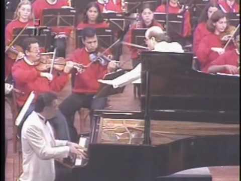 Rachmaninoff: Piano Concerto 3 - 1º mov. Parte 1 - Arnaldo Cohen & Roberto Tibiriçá