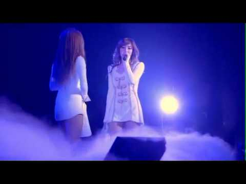 120308 - From their DVD. Secret Hyosung Sunhwa Song Jieun Zinger 시크릿 전효성 한선화 송지은 징거. Thanks to Copx and TempSubber for this. Sorry not HD though. Better than nothing....