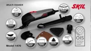 1470 AA Multi tool SKIL