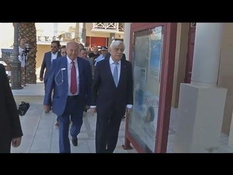Στην Κεφαλονιά ο Π.Παυλόπουλος: Αποκαλυπτήρια της προτομής του Γεράσιμου Αρσένη