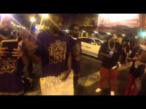 The Israelites: Local MC's Hear the Truth