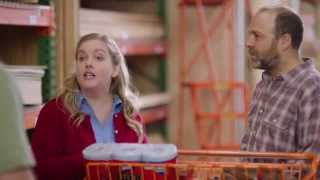 Home Depot Commercial: Last Week Tonight with John Oliver (HBO)