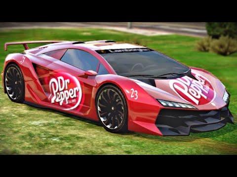 Grand Theft Auto V Walkthrough GTA CRAZY CAR CUSTOMIZATIONS - Cool car customizations