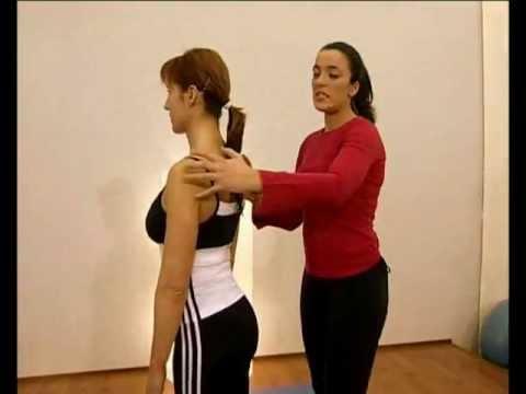 Aprende a corregir malas posturas - Curso de Pilates de CCC