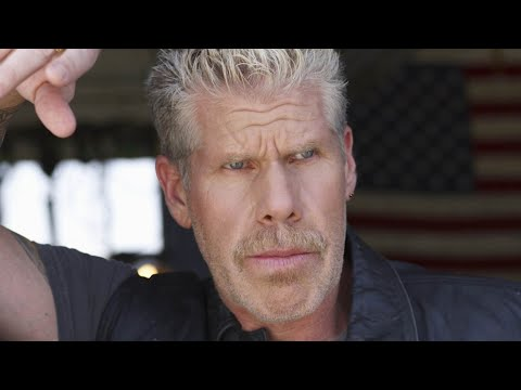 The Real Reason Ron Perlman Left Sons Of Anarchy