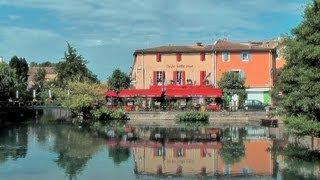 Sorgues France  city pictures gallery : Isle sur la Sorgue, Provence, France [HD] (videoturysta)