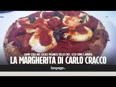 Abbiamo provato la pizza margherita di Carlo Cracco: ecco come è andata
