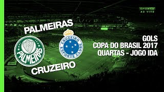 Siga - http://twitter.com/sovideoemhdCurta - http://facebook.com/sovideoemhdCOPA CONTINENTAL DO BRASIL 2017Quartas de Final - Jogo IdaAllianz Parque, São Paulo, SP