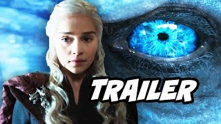 Game Of Thrones Season 7 Trailer. King Jon Snow Promo Queen Daenerys Targaryen and Queen Cersei Lannister. The Night King and Daenerys Visions Iron Throne ► ...