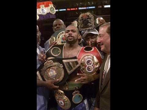 Video Roy Jones Jr Career Highlights - Can't Be Touched (2004) download in MP3, 3GP, MP4, WEBM, AVI, FLV January 2017