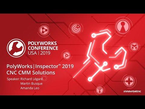 PolyWorks 2019 Launch Presentation CNC CMM Solutions