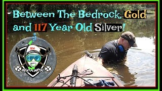 Oh Wow! This was an amazing day on the water and you'll want to see these live digs. Not only did I find 117 year old SILVER but...