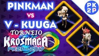 CAMPEONATO NÃO OFICIAL - Primeira batalha das semi-finais, Pinkman vem com um deck Ecaflip rushador prometendo um pouco mais de Defesa, enquanto o V-Kuuga é obrigado a mudar parte da estratégia Sram devido mudança nas cartas e investe em uma combinação um pouco mais ofensiva.►Série Torneio de Krosmaga 2017: https://goo.gl/qysXfP►Série de Krosmaga (dicas): https://goo.gl/nTTbgT*Obrigado Wildney pela Título Gráfico do Torneio =D► Link para Download e Cadastro Gratuito do jogo Krosmaga:https://goo.gl/UTljC4 (atualmente em OPEN beta)REGRAS DO TORNEIO: https://drive.google.com/open?id=0B-39vfdQu7ZENU16X1Y0WFQtNjA► Página do Facebook: http://goo.gl/ufS0X► Me siga no Twitter: https://twitter.com/LukanPeixe► Nosso Grupo na Steam: https://steamcommunity.com/groups/presskeytoplayoficial►Perguntas Frequentes sobre o Canal: https://goo.gl/Fsv4Xw►Programação e Planos do Canal: https://goo.gl/GvVm4f► Meu canal de músicas: https://www.youtube.com/user/lukanpeixe► Blog PK2P: http://presskeytoplay.blogspot.com.br/■■■■■■■■■■Se quiser ajudar, compartilhe este vídeo! SEMI FINAL xXPinkmanXx VS V-Kuuga! ► Torneio Krosmaga PK2P 2017 #09Link do Vídeo: https://youtu.be/boMtg3coYiYObrigado!■■■■■■■■■■